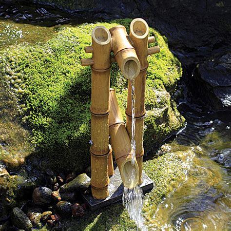 Bamboo Aquascape by Deer Scarer Bamboo Aquascape