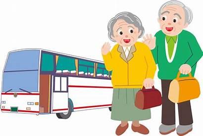 Cartoon Clipart Clip Bus Couple Train Bas