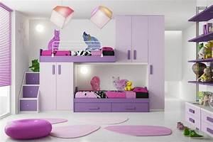 kinderzimmer streichen rosa lila raum und mobeldesign With balkon teppich mit mädchen kinderzimmer tapete