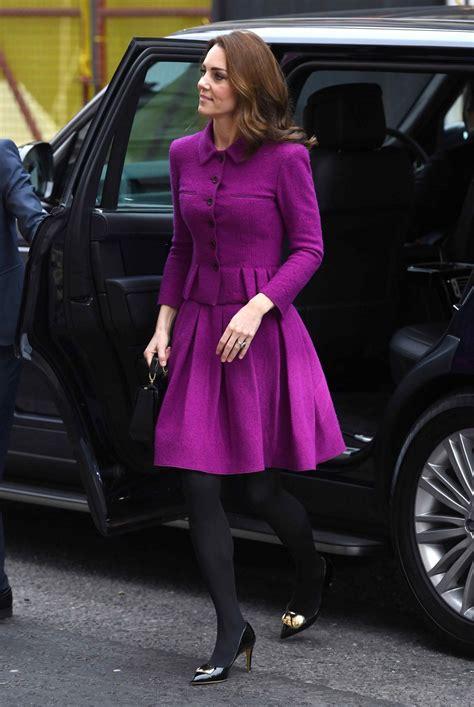 Catherine, duchess of cambridge, née catherine elizabeth middleton; KATE MIDDLETON Arrives at Royal Opera House in London 01/16/2019 - HawtCelebs