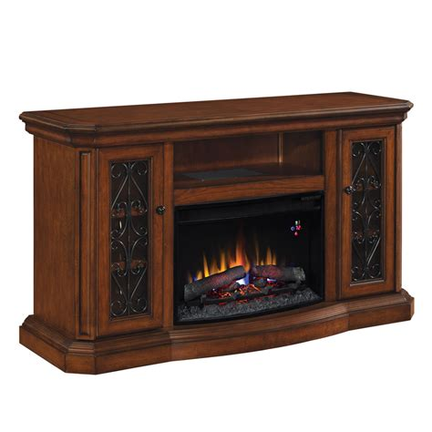 allen electric fireplace electric fireplace at lowes chimney free 37 in cherry