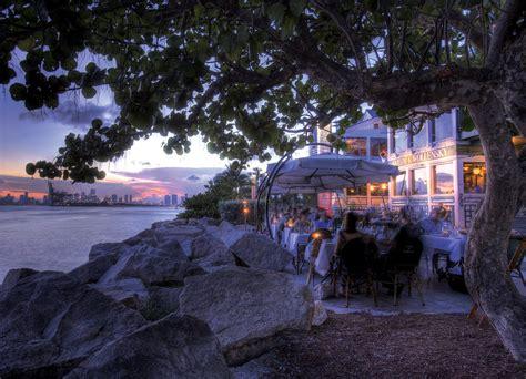 steakhouse  miami beach restaurant south pointe park