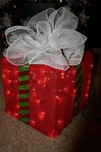Christmas, Boxes, Decoration, Front, Porches