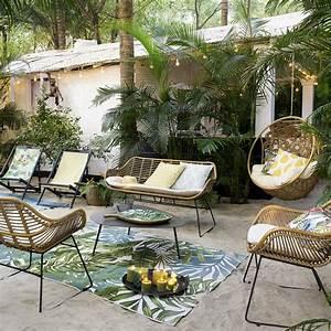 Salon Jardin Maison Du Monde : bien choisir son mobilier de jardin marie claire ~ Melissatoandfro.com Idées de Décoration