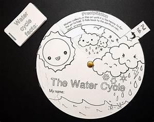 Water Cycle Wheel Printable  U2013 Guest Hollow U0026 39 S Store