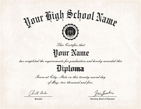 Diploma Template The Best Collection Of Diploma Templates For Every Purpose