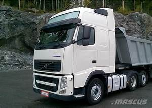 Used Volvo Fh 460 6x2  Kippihydrauliikka Tractor Units Year  2012 Price   58 758 For Sale