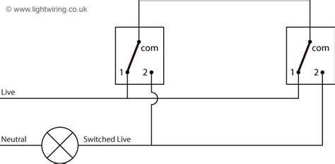 Way Switch Wire System New Harmonised Cable Colours