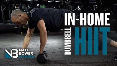 Dumbbell Hiit Full Body In Home Workout Utreon