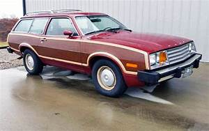 Plaid Perfection  1979 Ford Pinto Wagon
