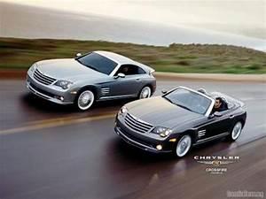 Chrysler Crossfire 2003-2006 Service Repair Manual
