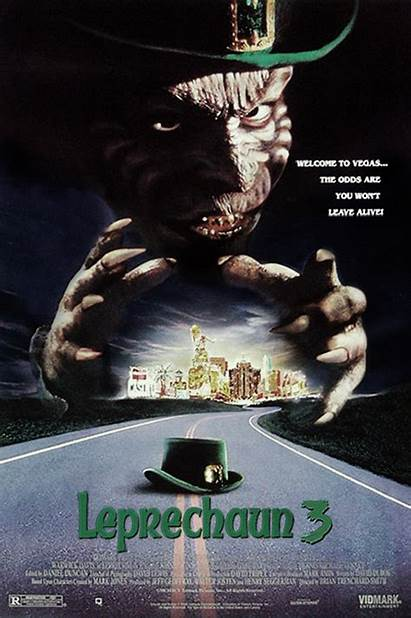 Leprechaun Movies 1995 Horror Posters Warwick Davis
