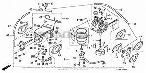 Honda Eb6500x A Generator  Chn  Vin  Ealc