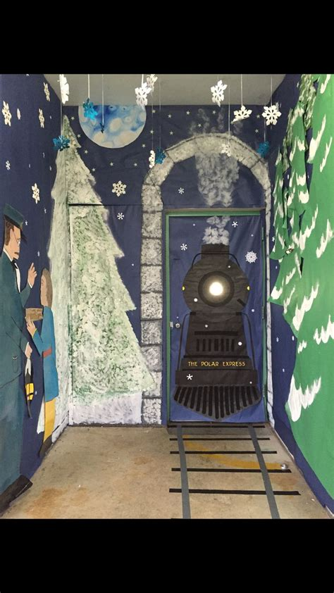 polar express door decorating ideas 25 best ideas about office decorations on
