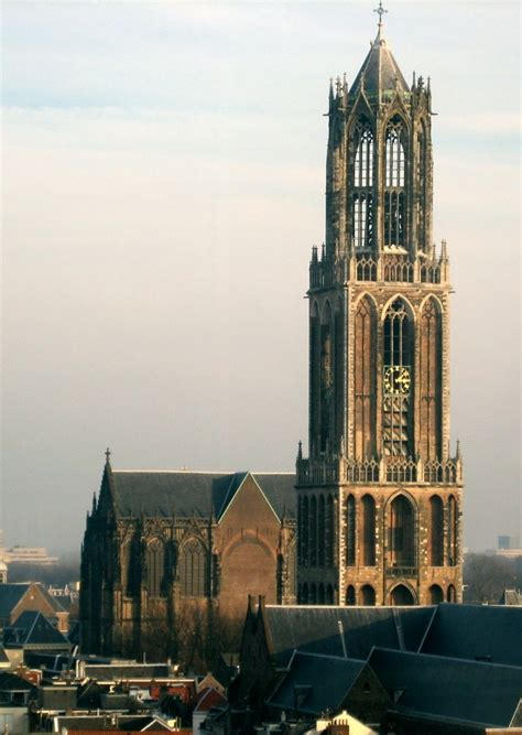 35 fantastic photos of Dom Tower Dom Church in Utrecht ...
