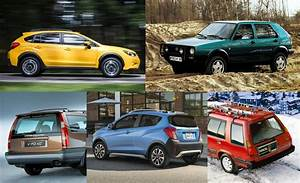 Rugged Or Not  Here They Come  17 Cars Suffering From Suv