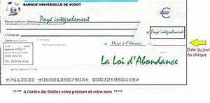 Faux Cheque De Banque Recours : ch que d 39 abondance ~ Gottalentnigeria.com Avis de Voitures