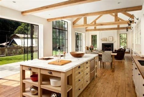 photo cuisine ouverte découvrir la beauté de la cuisine ouverte
