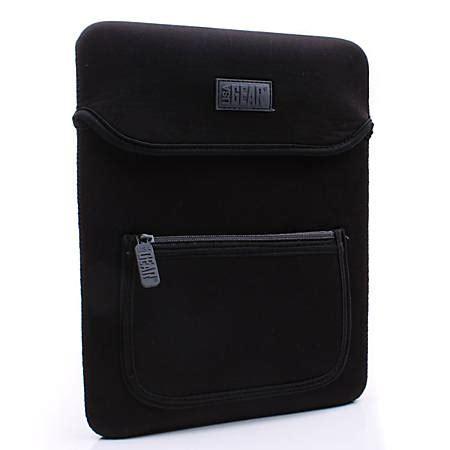 usa gear flexarmor neo xl protective sleeve for tablet neoprene for apple 3rd generation