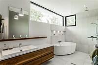 modern master bathroom designs 50 Sleek Modern Master Bathroom Ideas for 2019