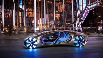 Mercedes Benz 5k Avtr Vision Wallpapers 4k
