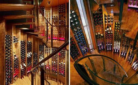 space savvy  stairs wine cellar ideas home