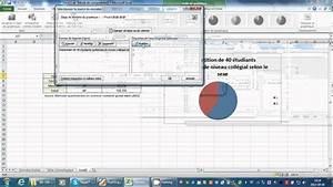Le Diagramme Circulaire Dans Excel