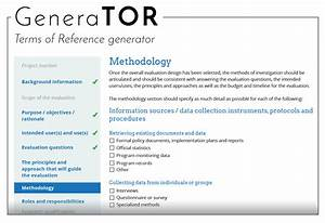 prince2 terms of reference template gallery template With prince2 terms of reference template