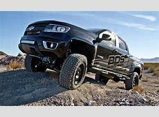 BDS Suspension Chevy Colorado shake down ChevyTV