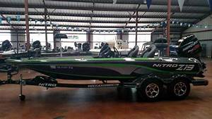 Bass Boat For Sale  Used Nitro Bass Boat For Sale