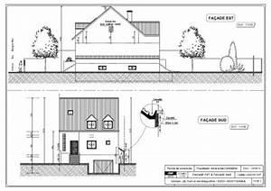 etudes conception et saisie des plans permis de With exemple plan de maison 0 plans et permis de construire un exemple de permis de