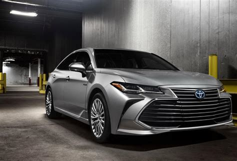 toyota avalon redesign price release date spy