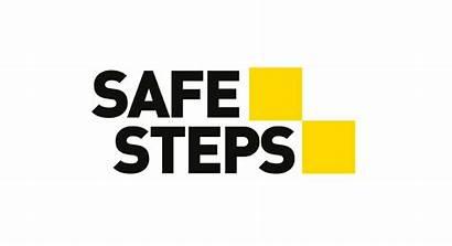 Steps Safe Safety Road Template