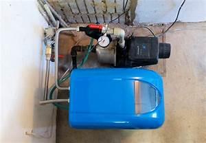 Instalace vody návod