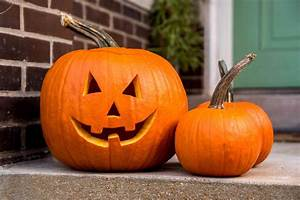 How, To, Preserve, A, Carved, Pumpkin