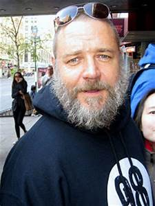 Collection of beard styles: Russell Crowe Beard Styles