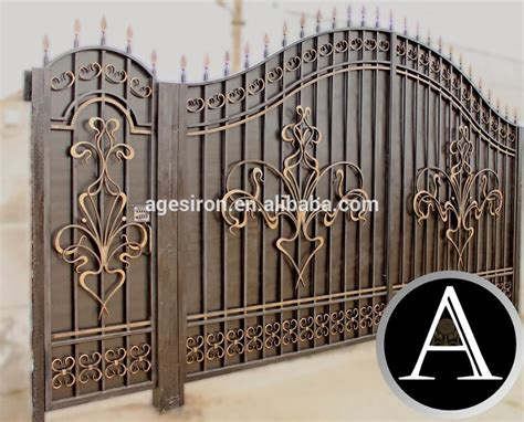 Impressive Decorative Iron Gates 10 Architecture 3b At Built In Office Cabinets Home Small Bedroom Ideas Tiny Bathroom Design Depot Wood Doors Exterior Medicine Cabinet With Mirror Lights Filing Color Schemes