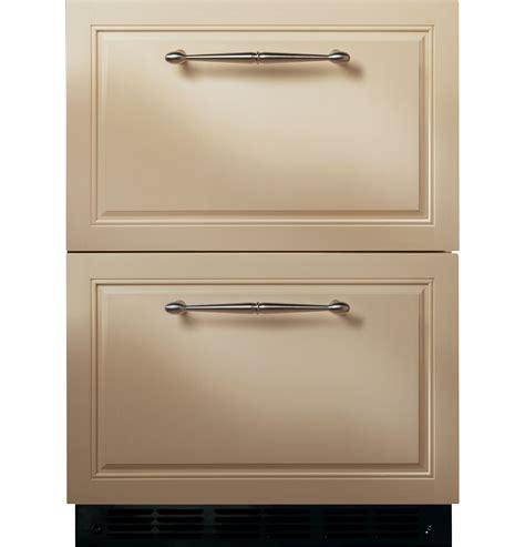 ge monogram double drawer refrigerator module zidibii ge appliances