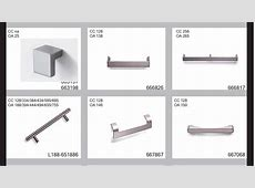 MODULAR Handles HANDLE SYSTEMS PRODUCTS Vivo systems