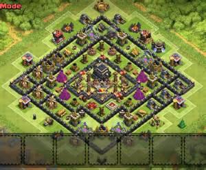 Town Hall 9 Base War