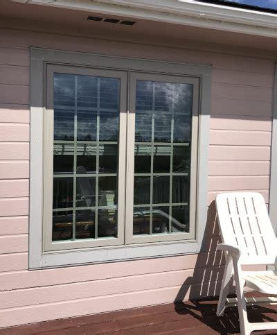 bend window replacement  renewal  andersen
