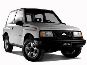 Chevrolet Vitara 1 6l  2013