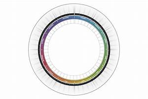 circular 2017 calendar by digital infusion thehungryjpegcom With circular calendar template