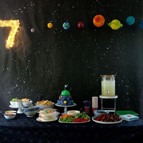 46 Best Images About Space Birthday Party On Pinterest