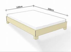 Bett Selber Bauen 140x200 : bett selber bauen mit der richtigen bauanleitung ~ Michelbontemps.com Haus und Dekorationen