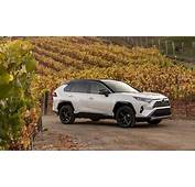 RAV4 Technology Smartest SUV On The Block  Toyota Canada