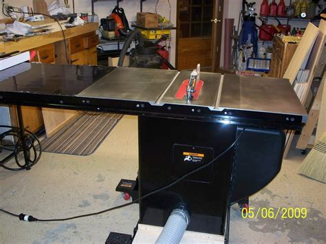 sawstop cabinet saw used review review of the sawstop professional cabinet saw