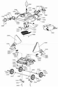 Pool Rover S2-40i Parts