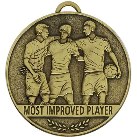 team spirit  improved player award ace trophies