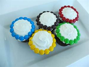 Olympics-inspired cupcakes: Two medal-worthy decorating